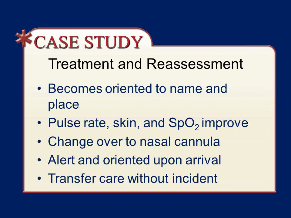 Treatment and Reassessment