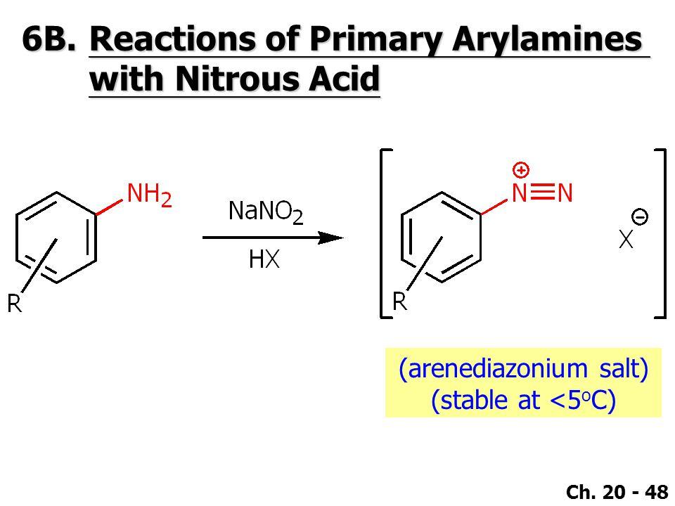 (arenediazonium salt)