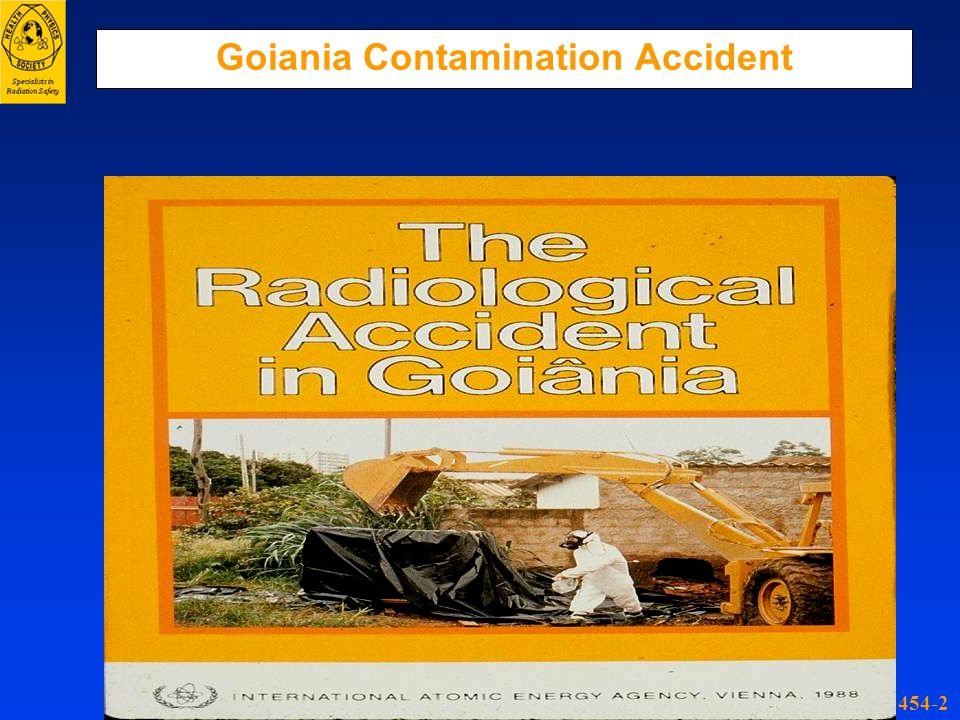 Goiania Contamination Accident