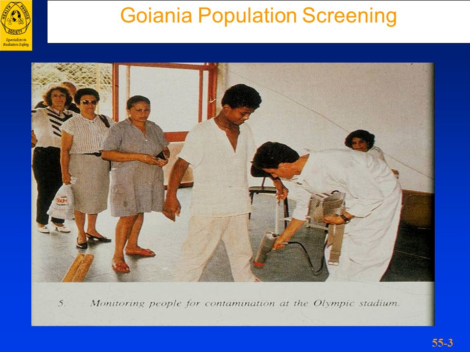 Goiania Population Screening