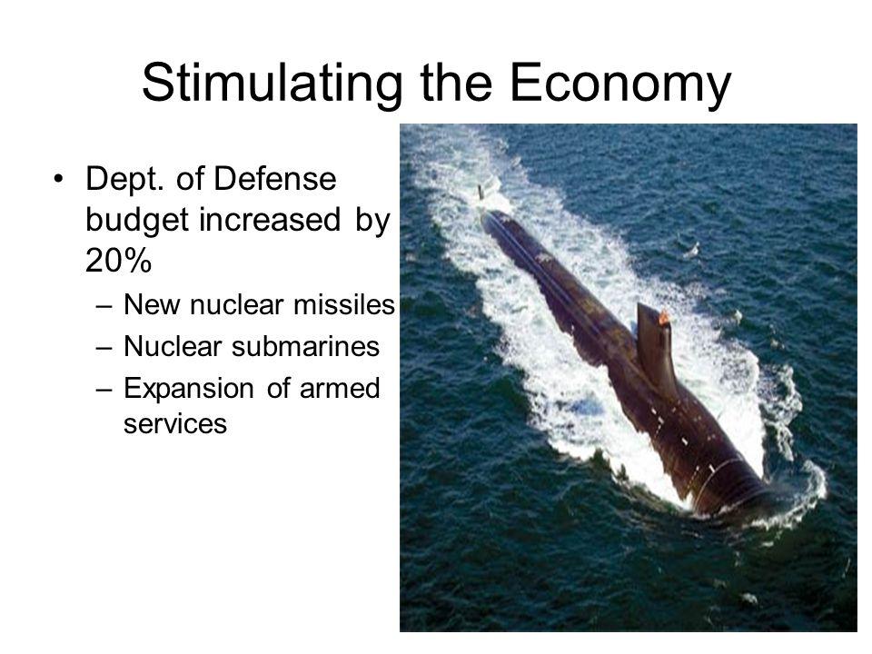 Stimulating the Economy