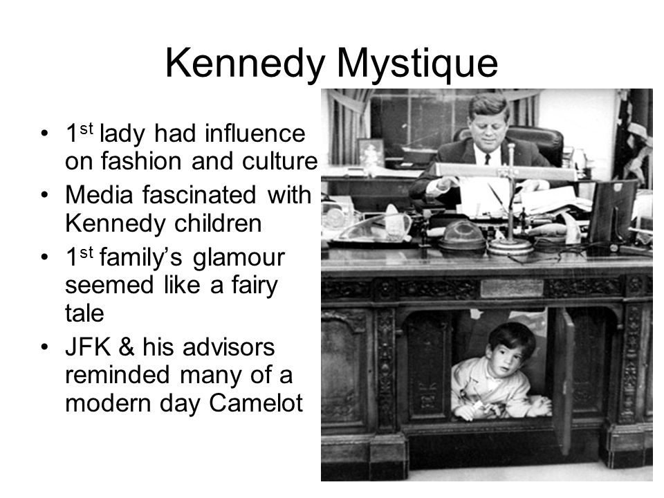 Kennedy Mystique 1st lady had influence on fashion and culture