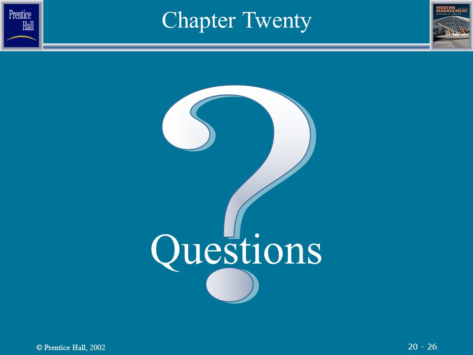 4/8/2017 Chapter Twenty Questions