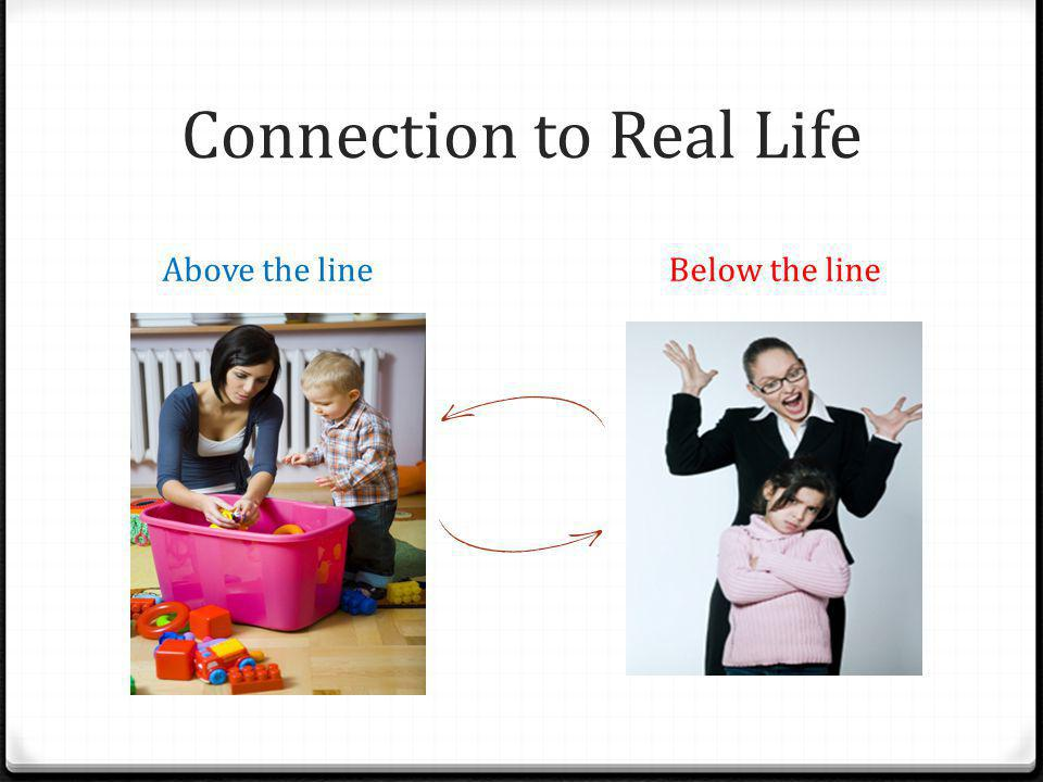 Connection to Real Life