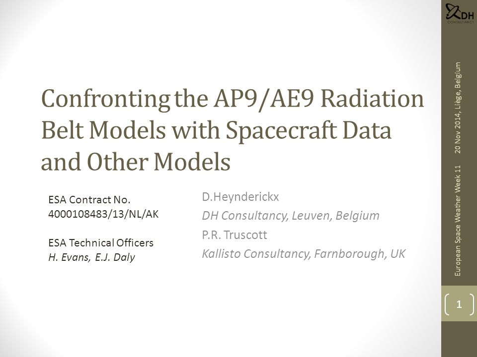 European Space Weather Week 11