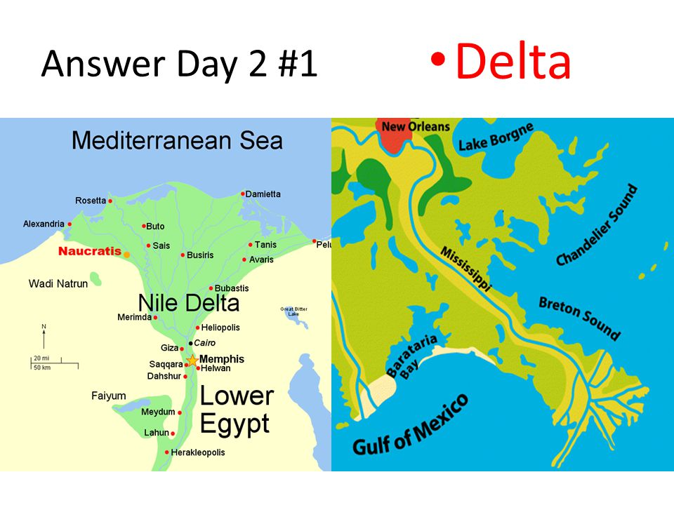 Answer Day 2 #1 Delta