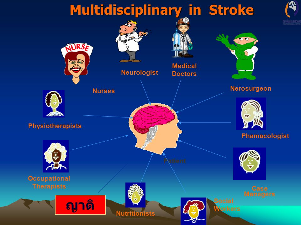 Multidisciplinary in Stroke