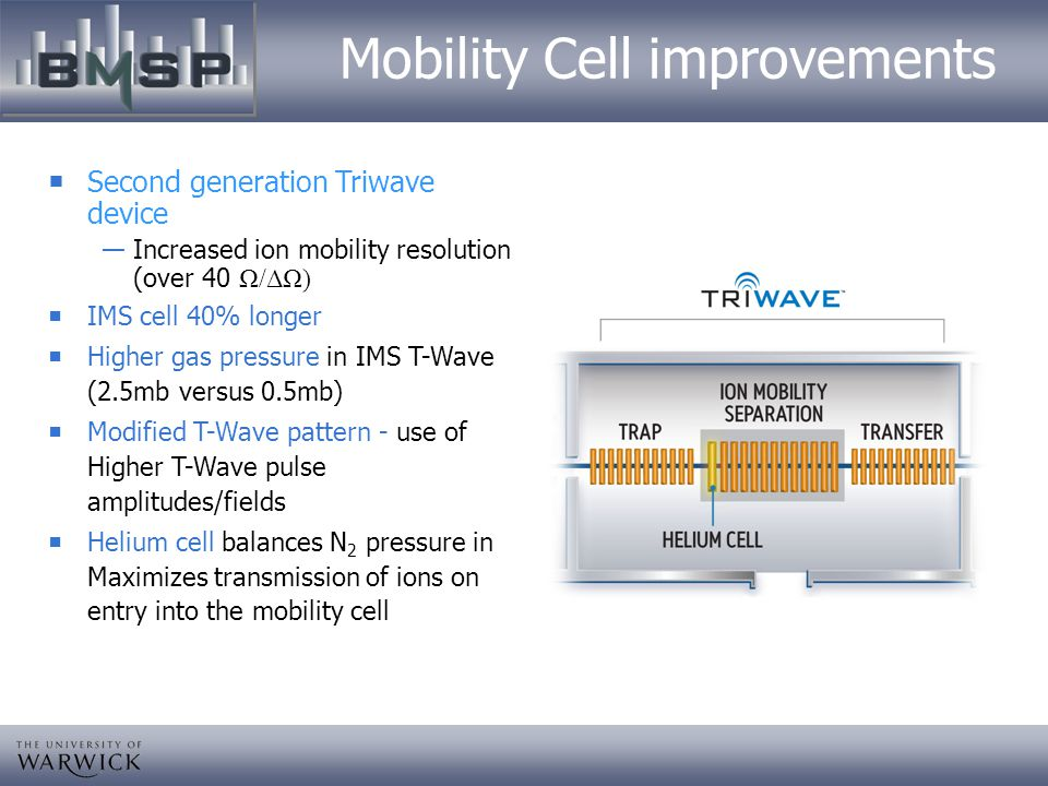 Mobility Cell improvements