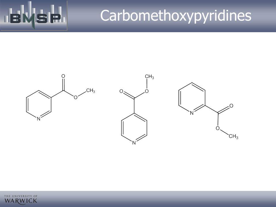 Carbomethoxypyridines