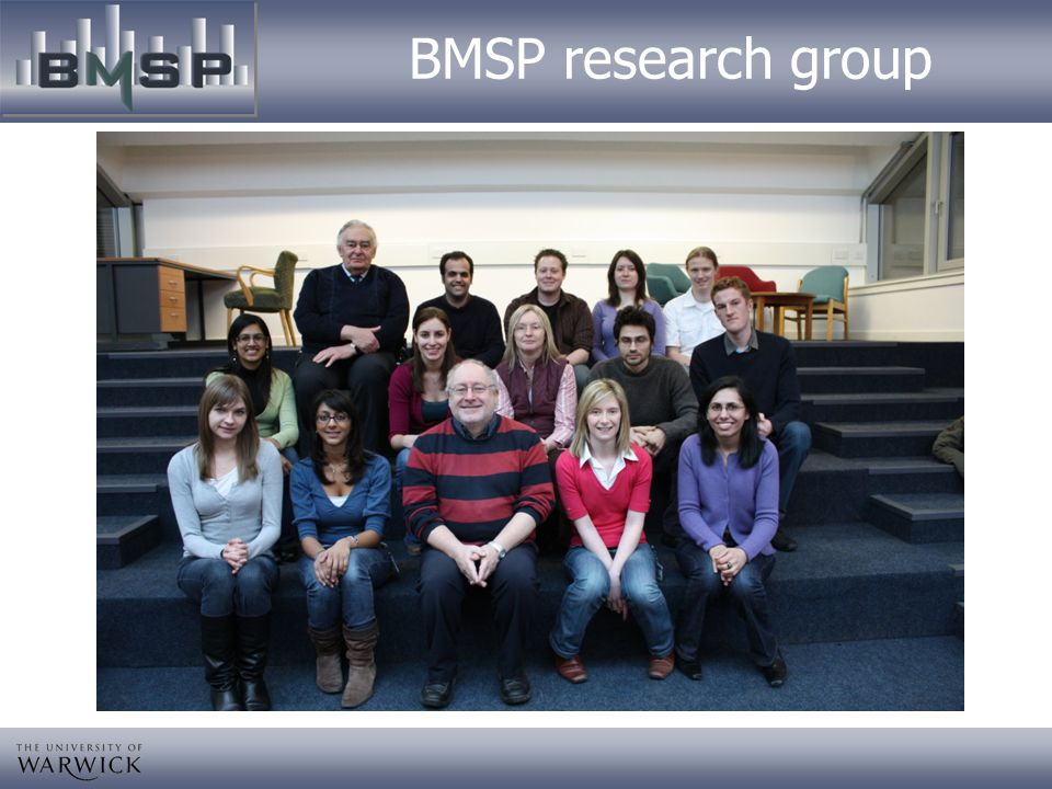 BMSP research group
