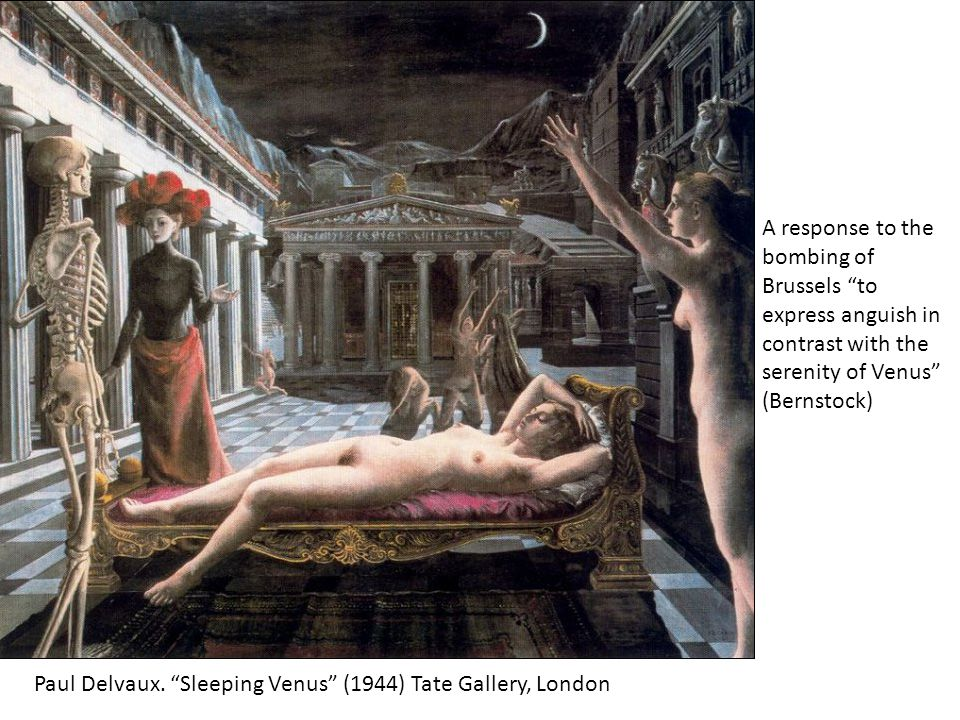 A response to the bombing of Brussels to express anguish in contrast with the serenity of Venus