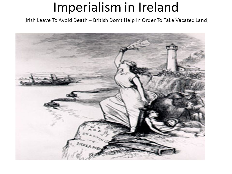 Imperialism in Ireland