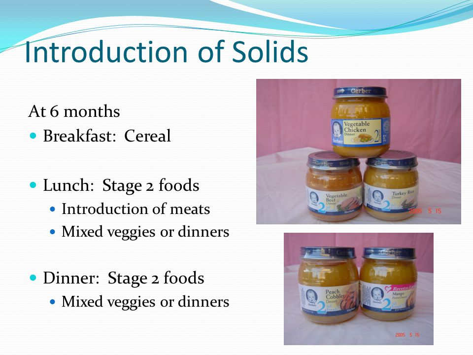 Introduction of Solids