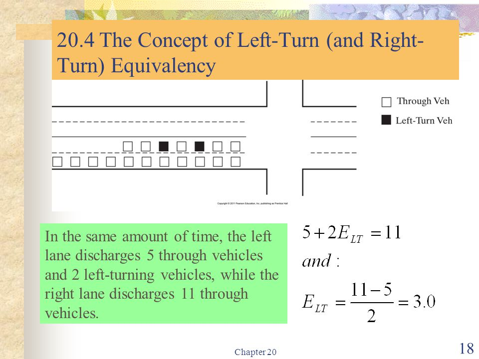 20.4 The Concept of Left-Turn (and Right-Turn) Equivalency