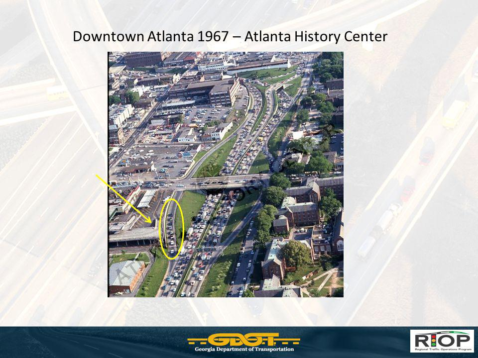 Downtown Atlanta 1967 – Atlanta History Center