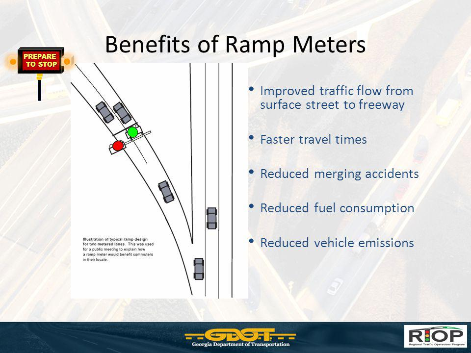 Benefits of Ramp Meters