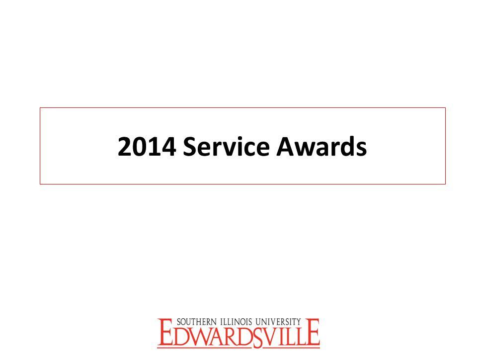 2014 Service Awards