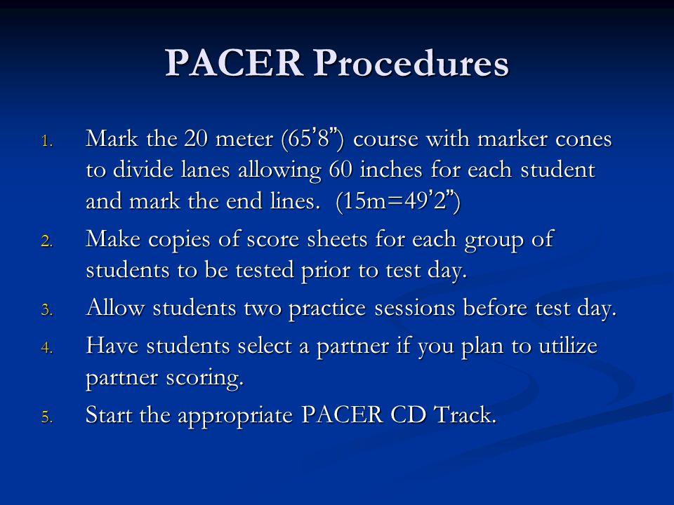 PACER Procedures
