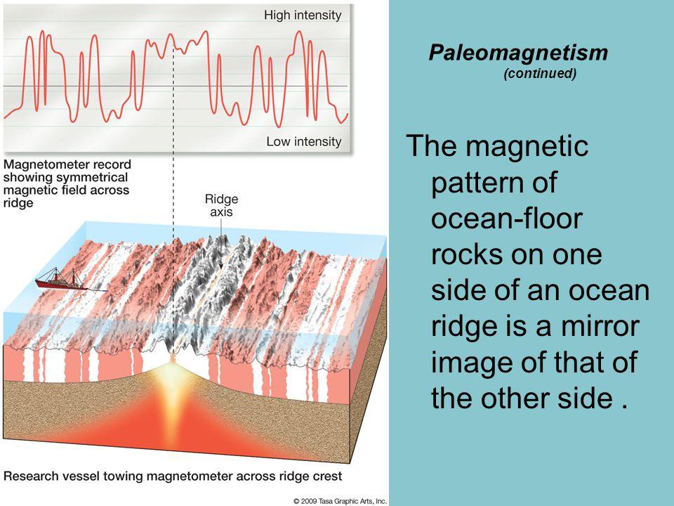 Paleomagnetism (continued)