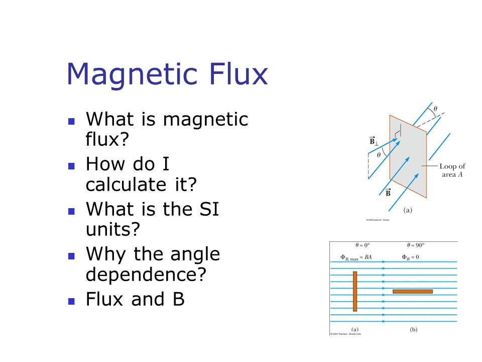 Magnetic Flux What is magnetic flux How do I calculate it