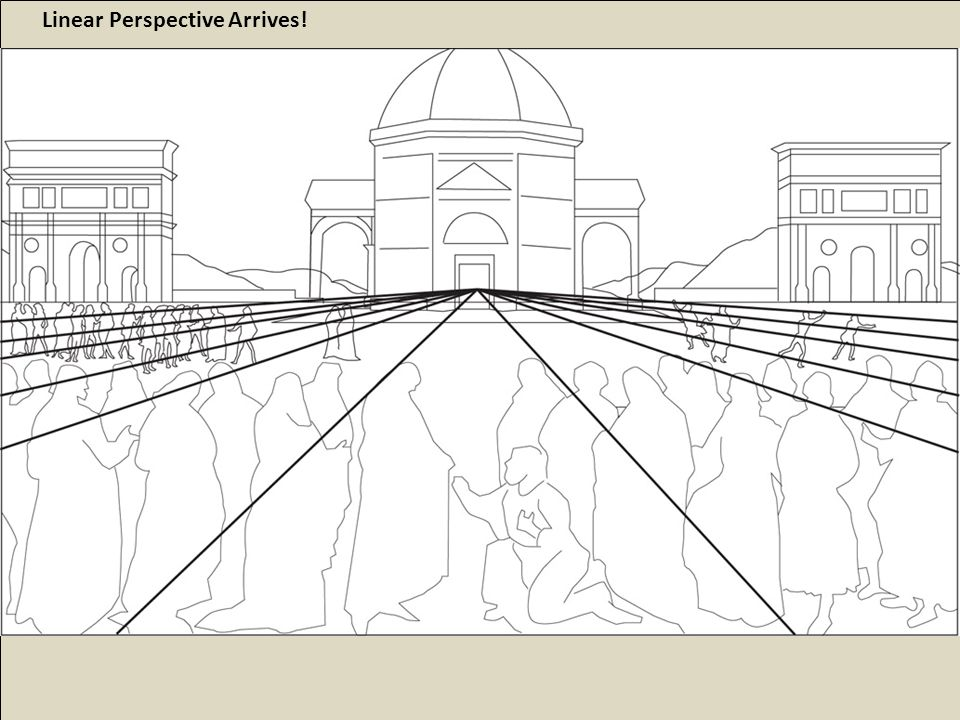 Linear Perspective Arrives!