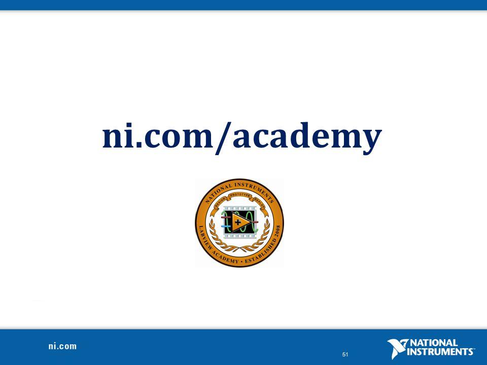 ni.com/academy