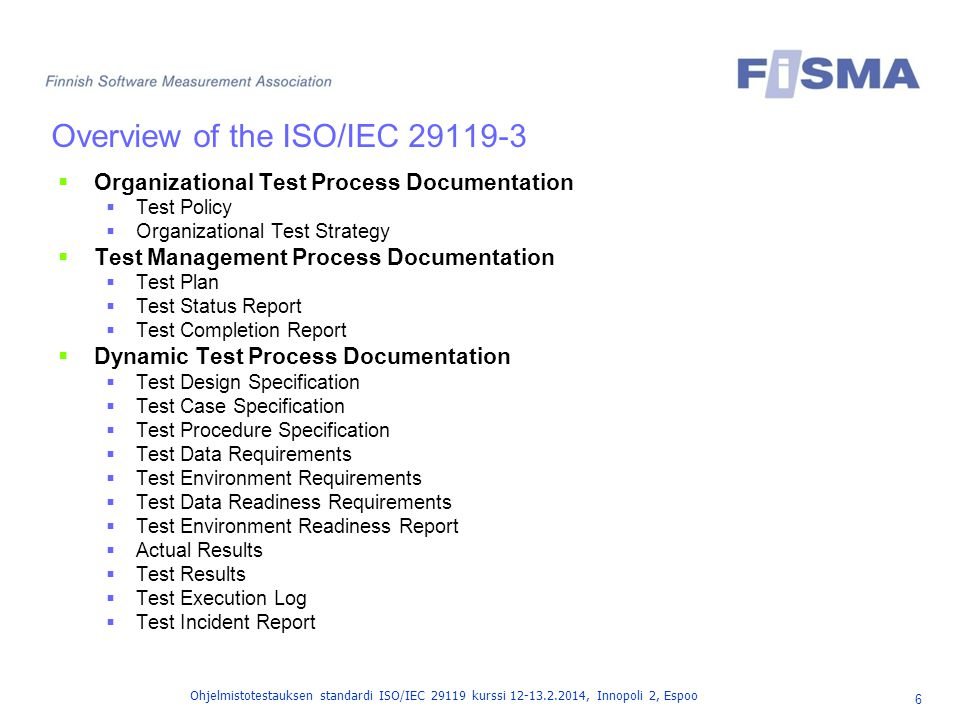 Software Testing And Iso/Iec Standard - Ppt Video Online Download