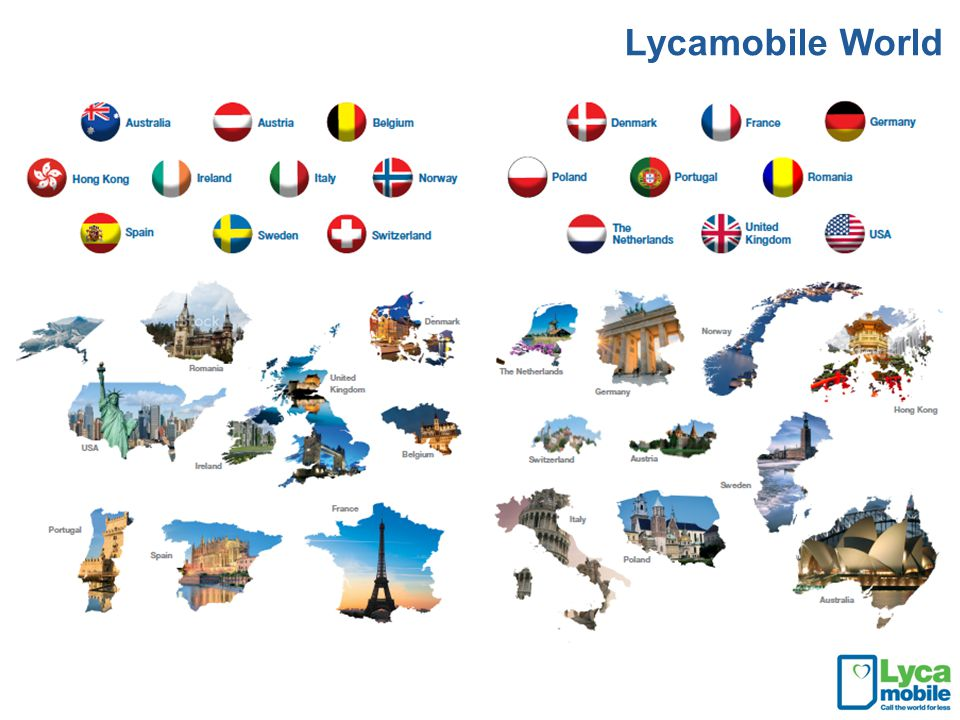 Lycamobile World