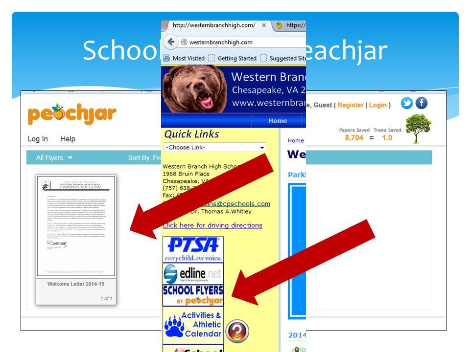 School Flyers by Peachjar