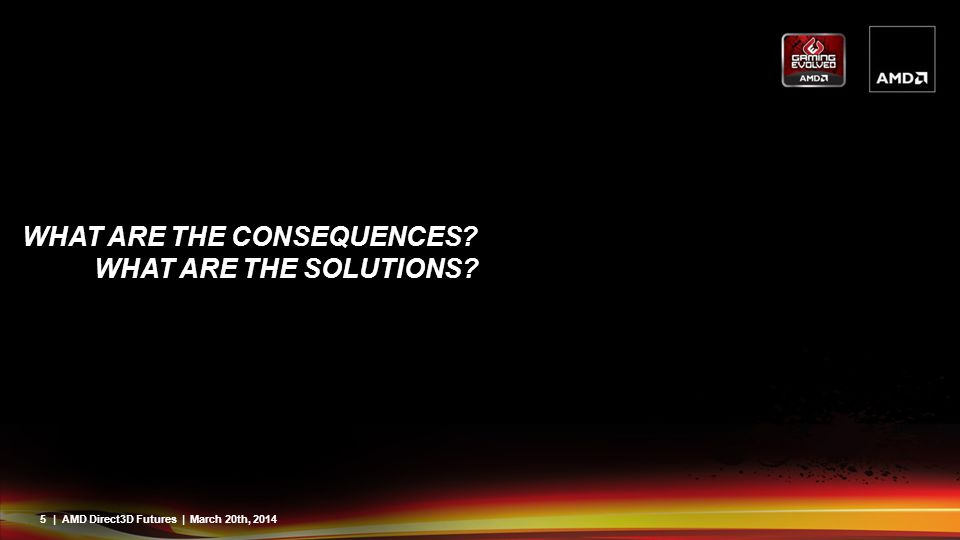 What are the Consequences What Are the solutions