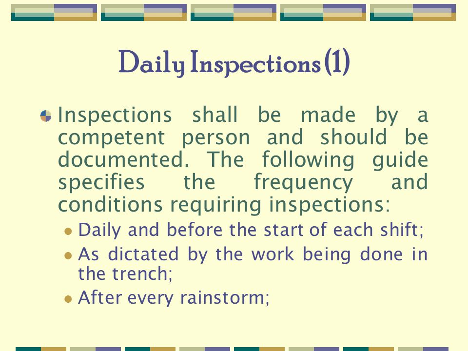 Daily Inspections (1)