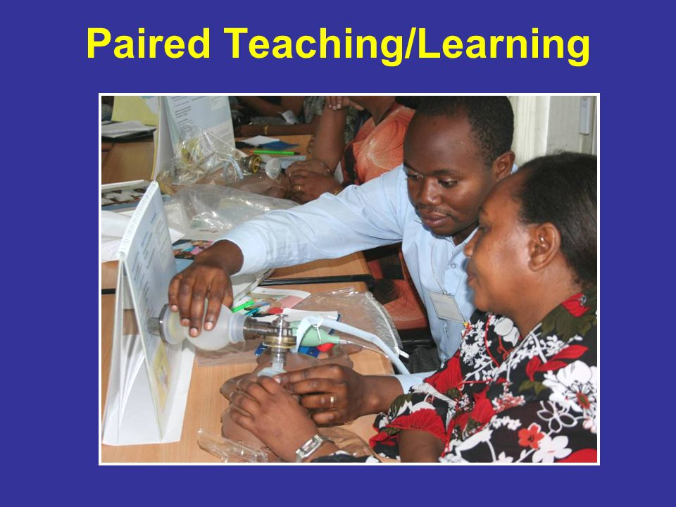 Paired Teaching/Learning