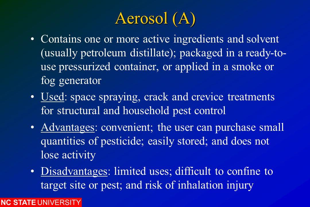 Aerosol (A)