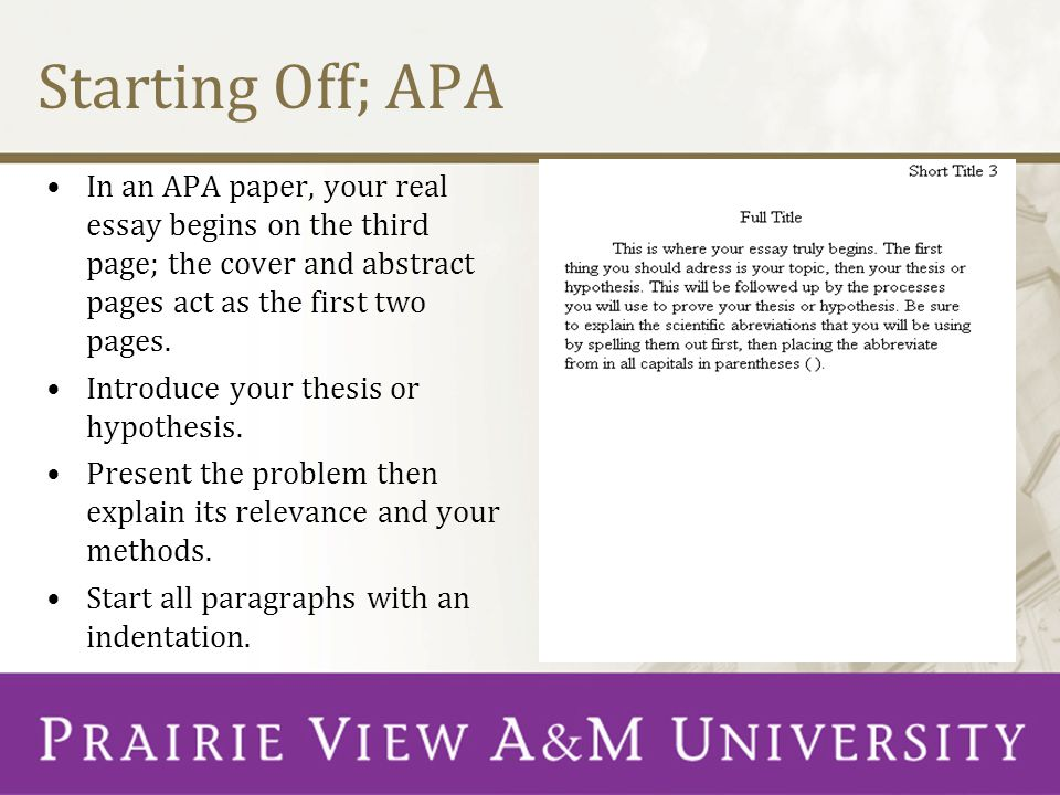 how to write a apa research paper How to write an apa style bibliography technically speaking, there's no apa style bibliography a traditional bibliography is a list of all the sources consulted while you research and write.