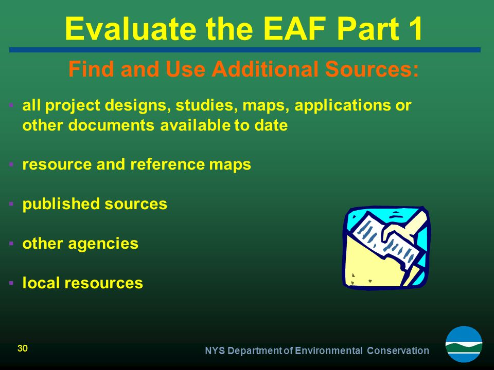 Find and Use Additional Sources: