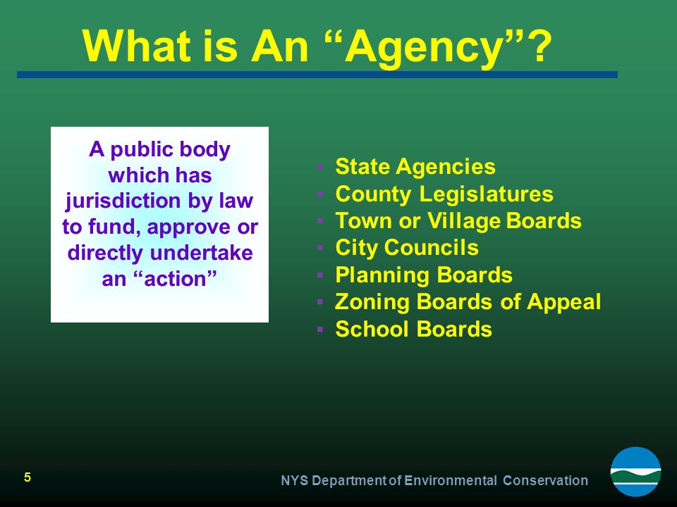 What is An Agency State Agencies County Legislatures