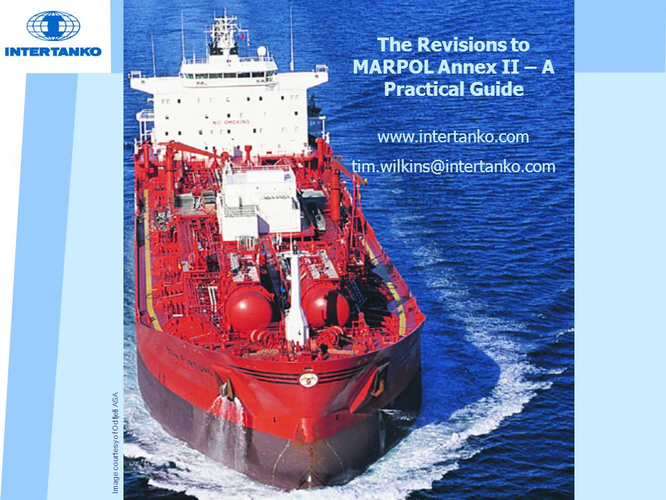 The Revisions to MARPOL Annex II – A Practical Guide
