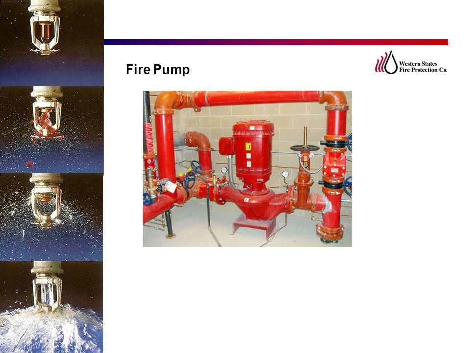 Fire Pump _____________________________________________________________.