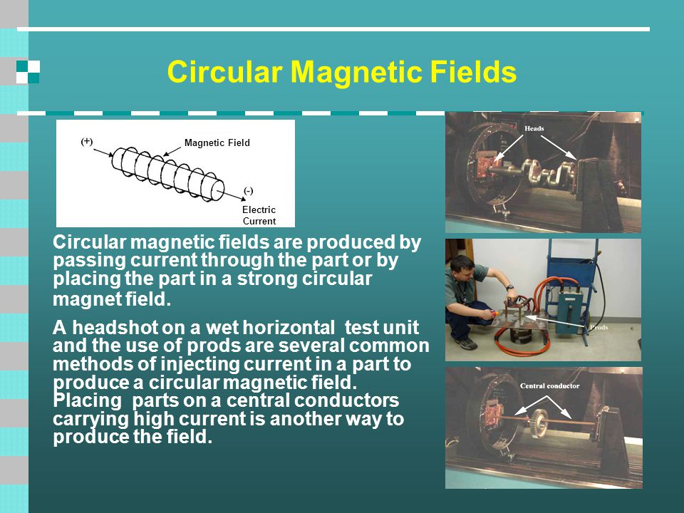 Circular Magnetic Fields