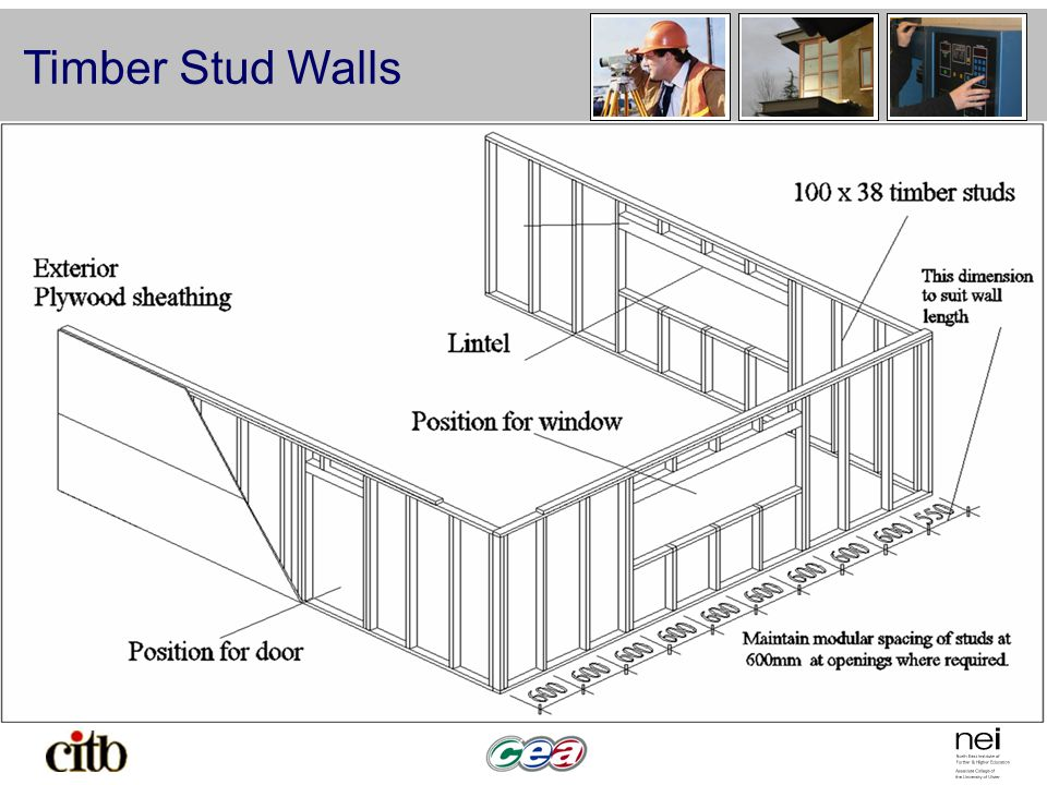 Timber Stud Walls