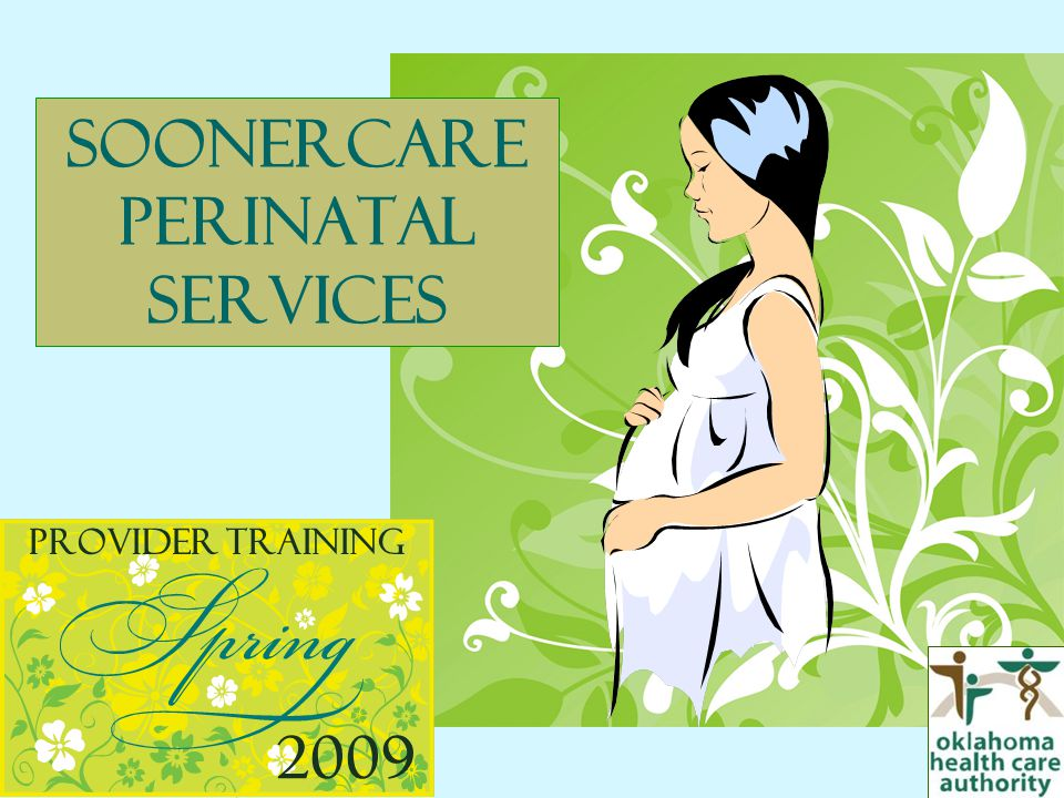 SOONERCARE Perinatal Services