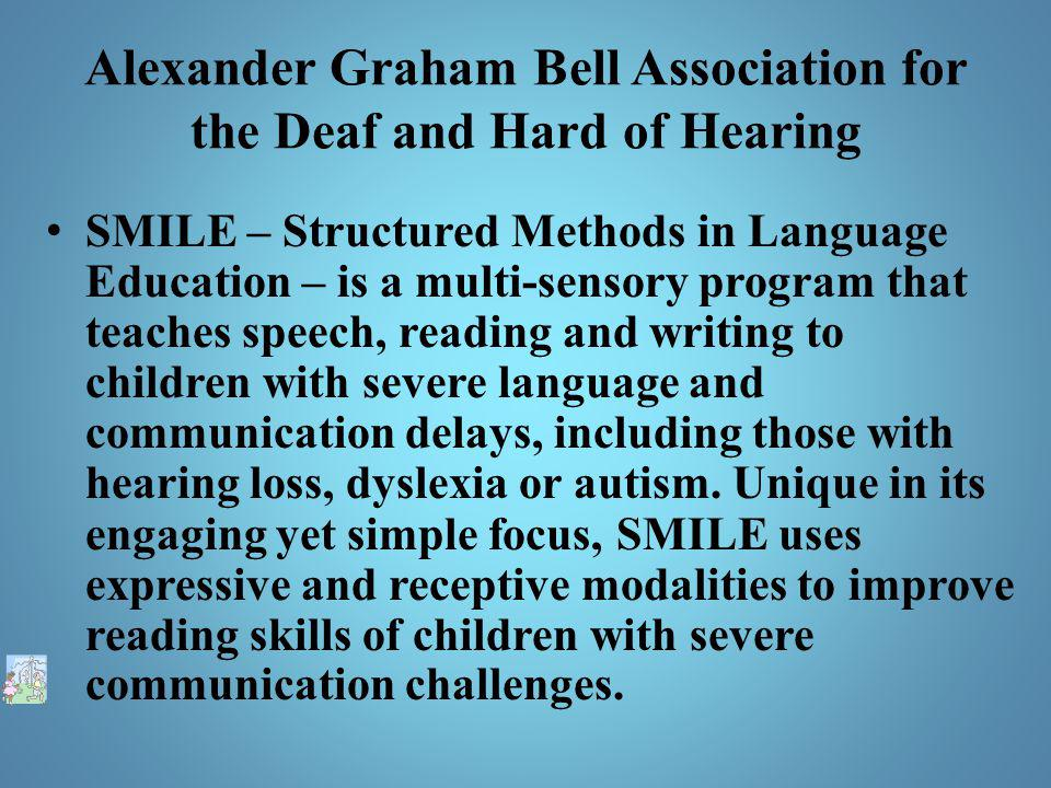 Alexander Graham Bell Association for the Deaf and Hard of Hearing