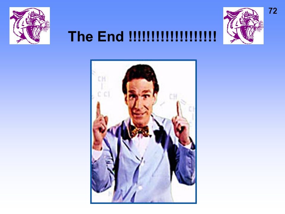 The End !!!!!!!!!!!!!!!!!!!