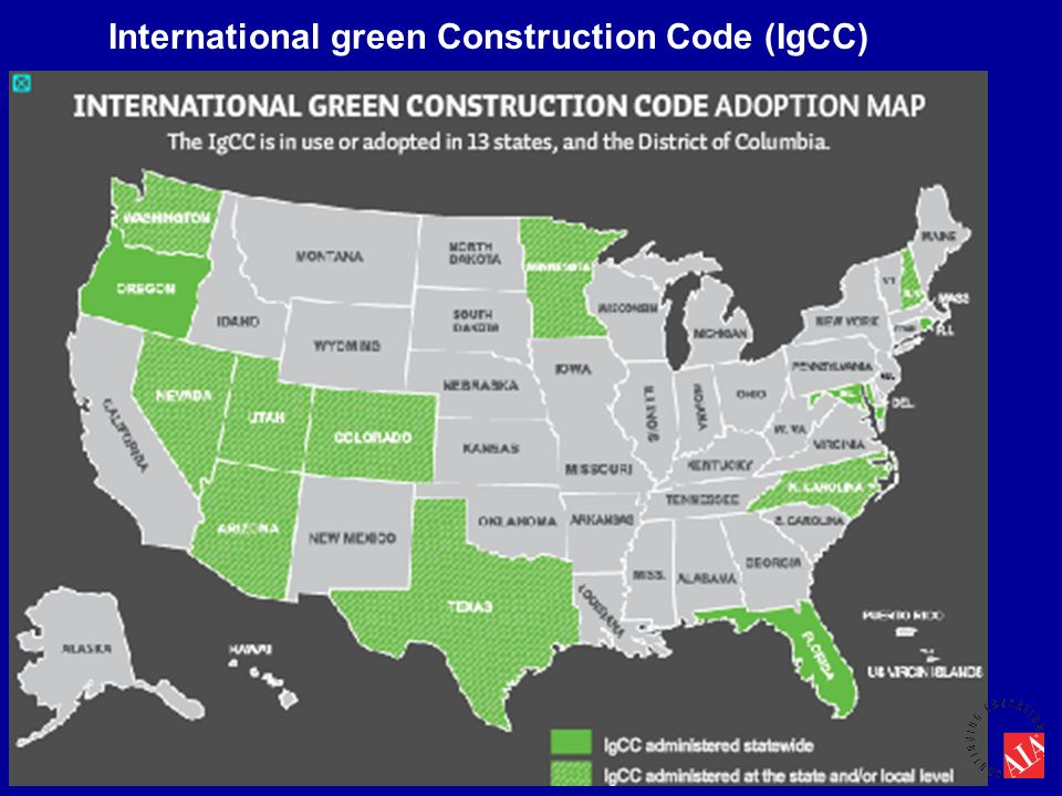 International green Construction Code (IgCC)