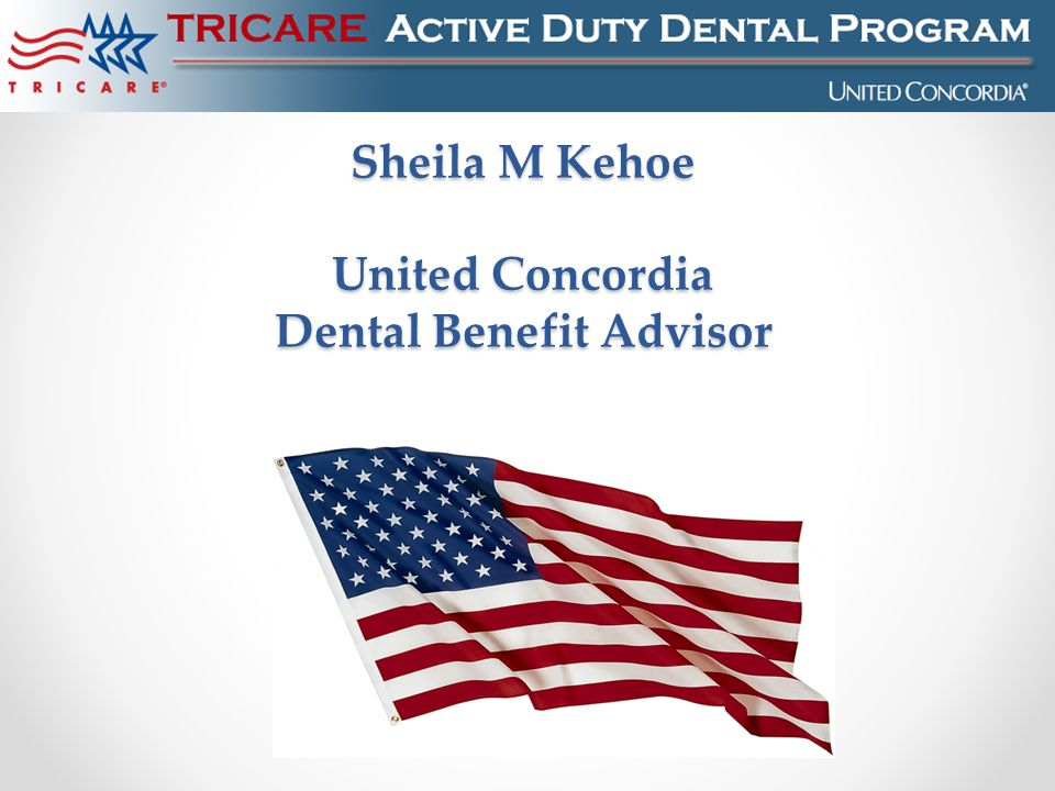 Sheila M Kehoe United Concordia Dental Benefit Advisor