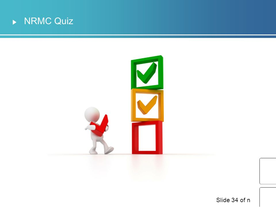 NRMC Quiz Narration.