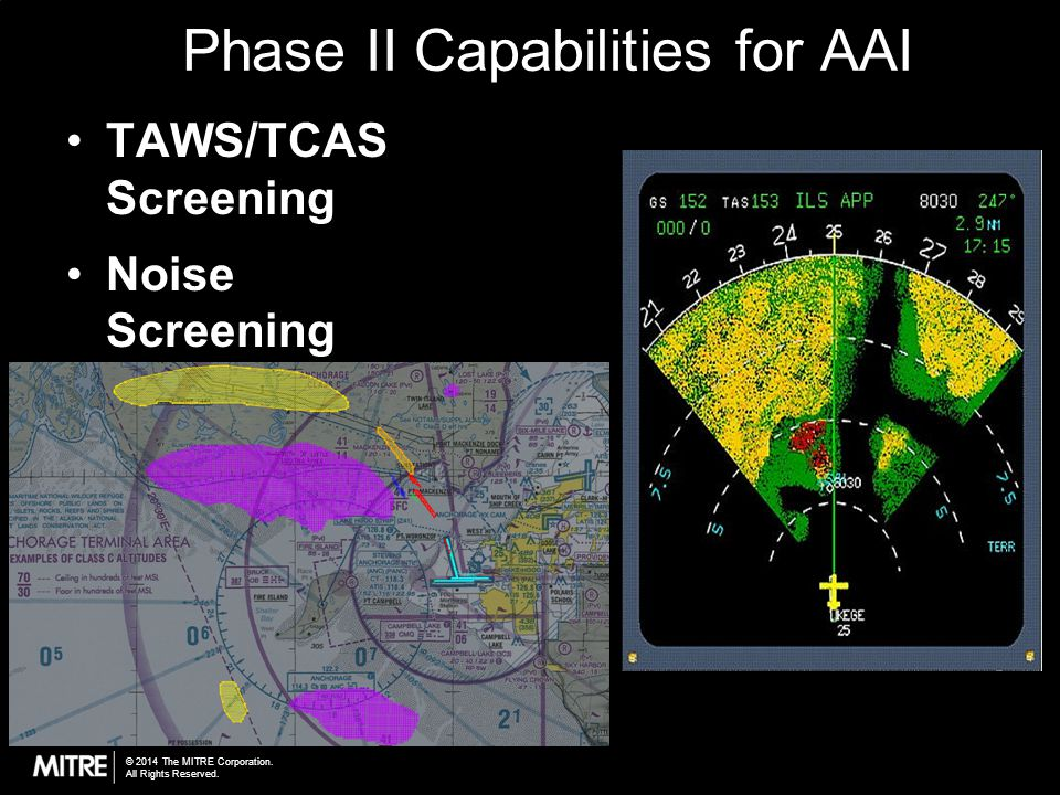 Phase II Capabilities for AAI