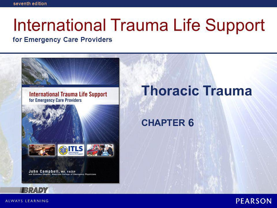 Thoracic Trauma © Pearson