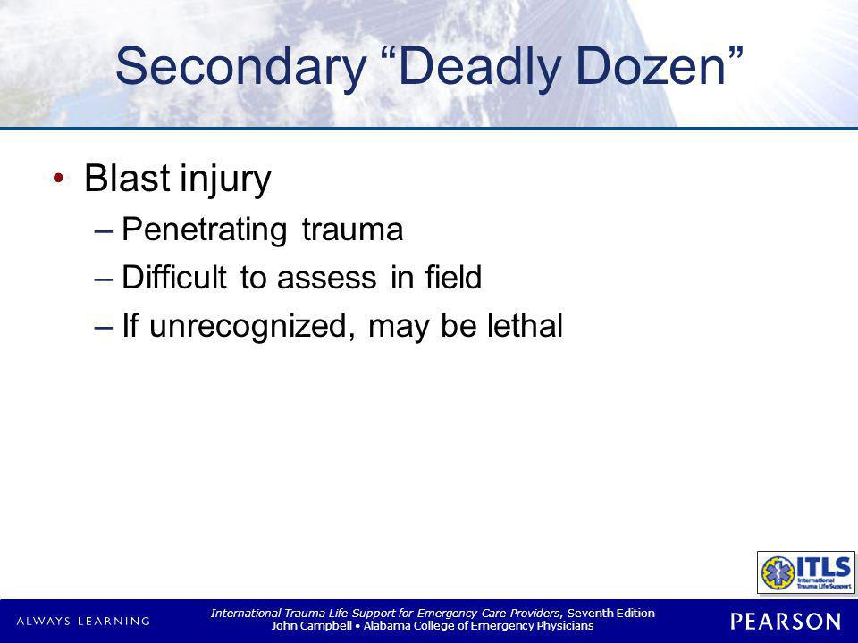 Other Chest Injuries Impaled objects Do not remove