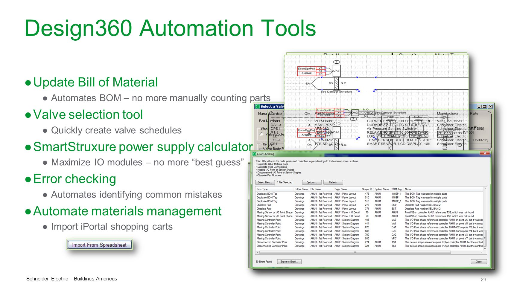 Design360 Automation Tools